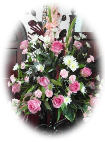 Kirkhill Church Flowers
